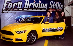 ford driving skills photo